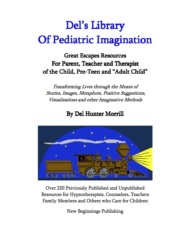 BK Del's Library Of Pediatric Imagination